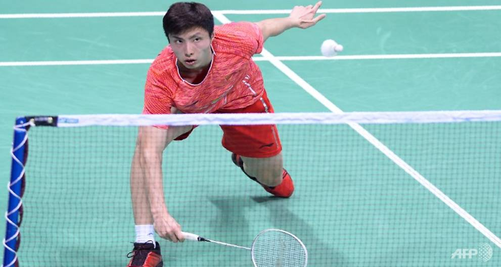 China face Indonesia in Asia Team championship final
