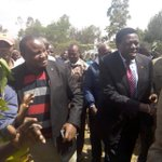 Do not bank on cowardly Musalia and Wetangula, CS Wamalwa warns luhyas