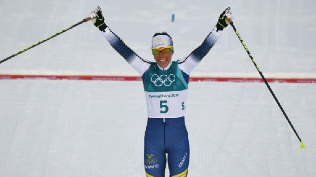 First gold goes to Sweden, Koreas in spotlight