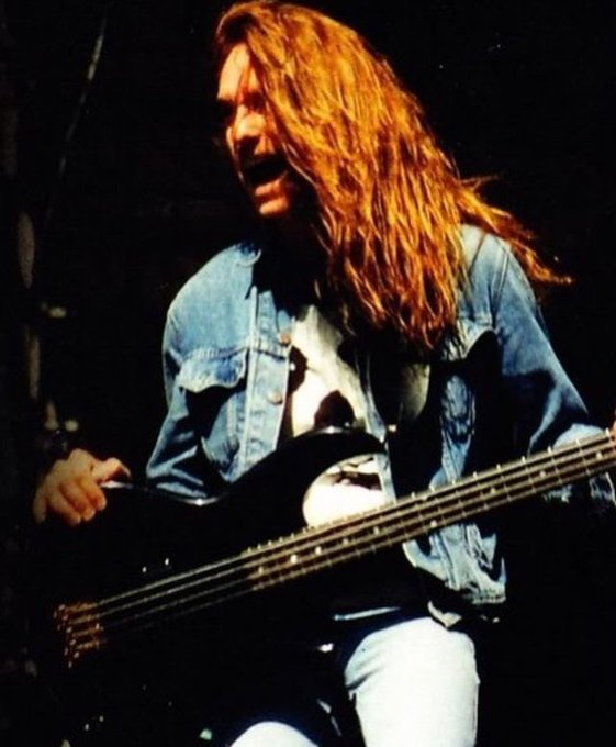 Happy Birthday to the one & only, Cliff Burton. You are missed.