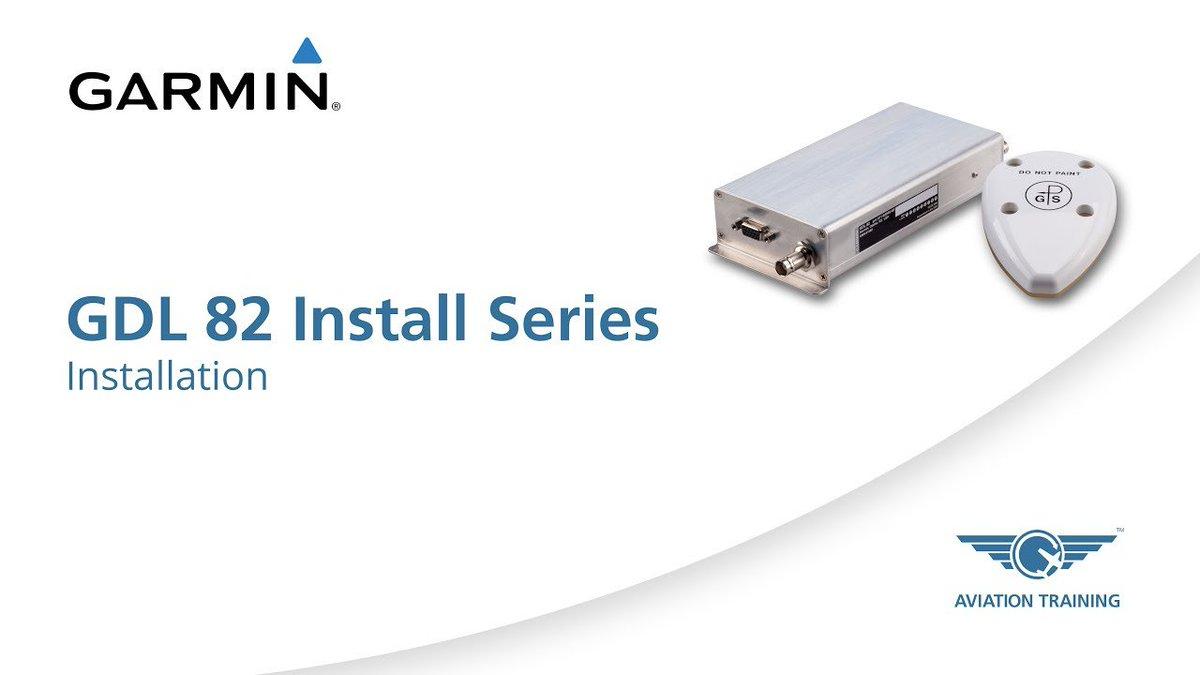 Garmin GDL 82 Install Series – Installation - Dauer: 19 Minuten