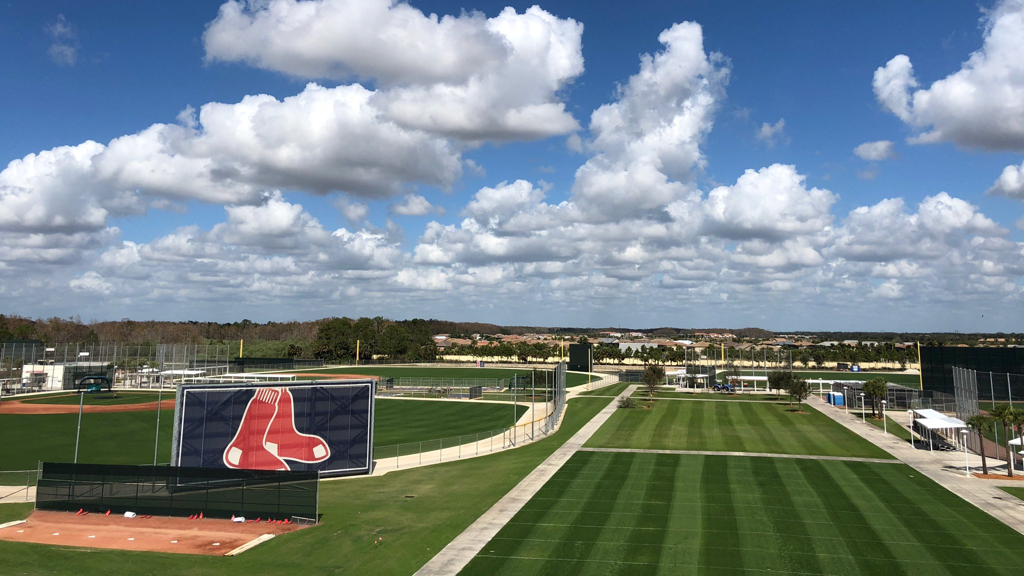 The calm before #SoxSpring... https://t.co/LvQdsOsseV