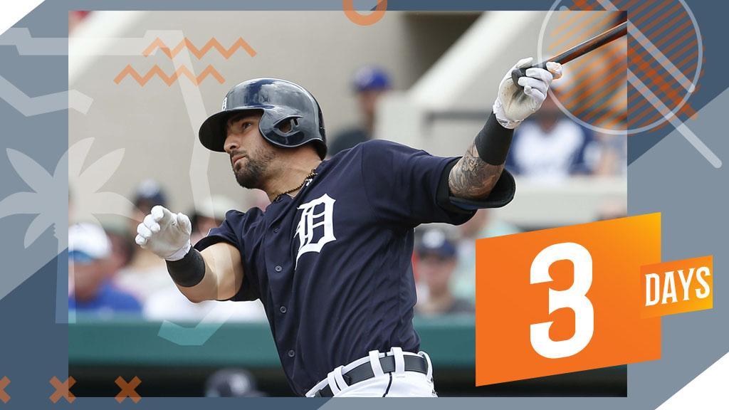 Deep breaths, everyone. Just three days until #BaseballIsBack! https://t.co/WjgurFoPU6