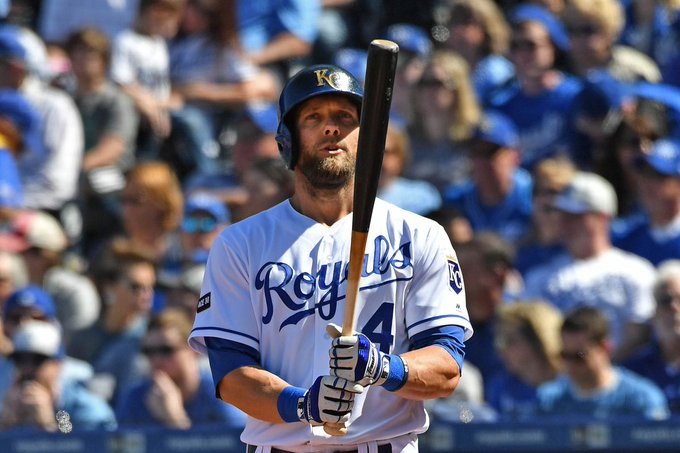 Happy Birthday to current Kansas City Royals player Alex Gordon(2007-Current), who turns 34 today!