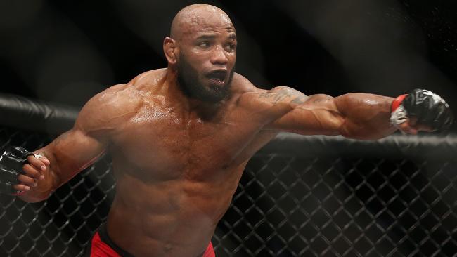 Live: UFC 221 in Perth, Yoel Romero vs Luke Rockhold