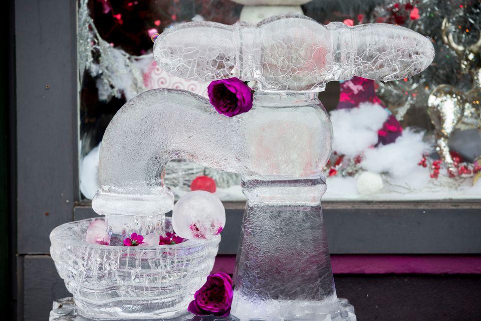 Carlisle Ice Art Fest draws crowds to downtown