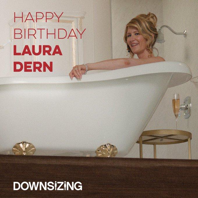 Happy Birthday to Laura Dern, the first lady of Leisureland