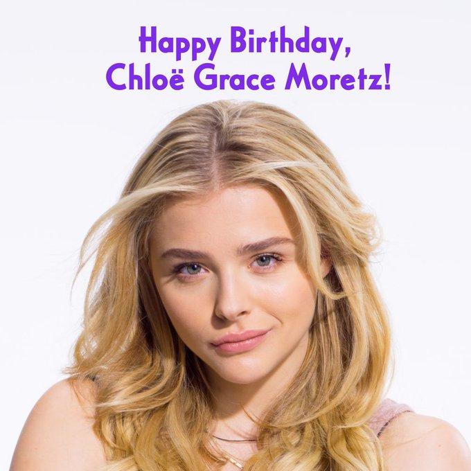 Happy Birthday, Chloë Grace Moretz!!!