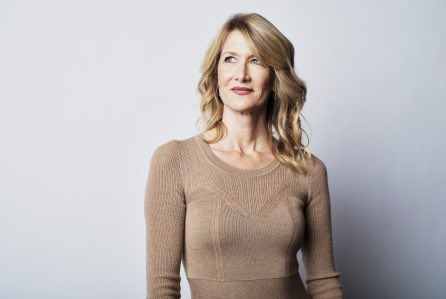 A very happy birthday to the incomparable Laura Dern and NO ONE ELSE