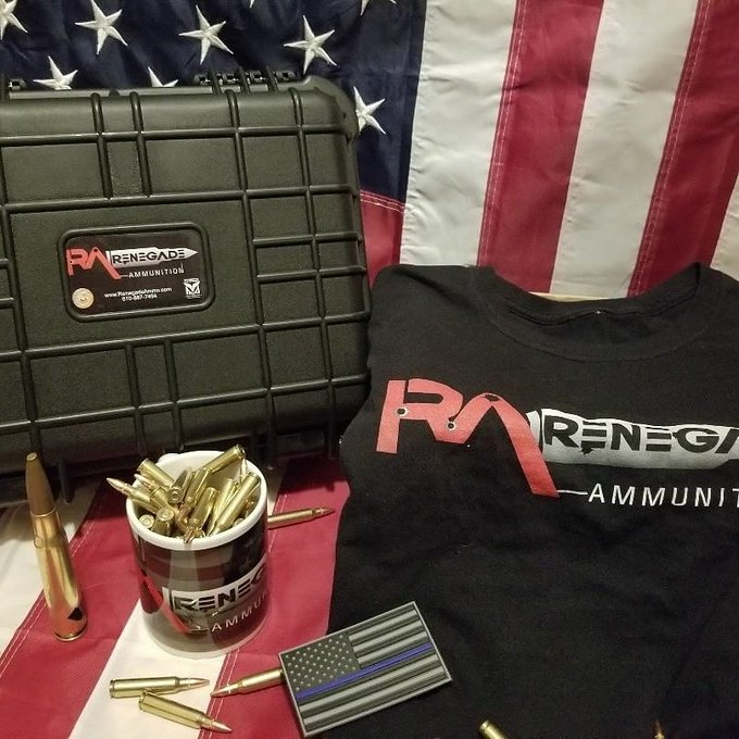 Renegade Ammunition Outfitters-AR PARTS-AMMUNITION-HOLSTERS-MORE