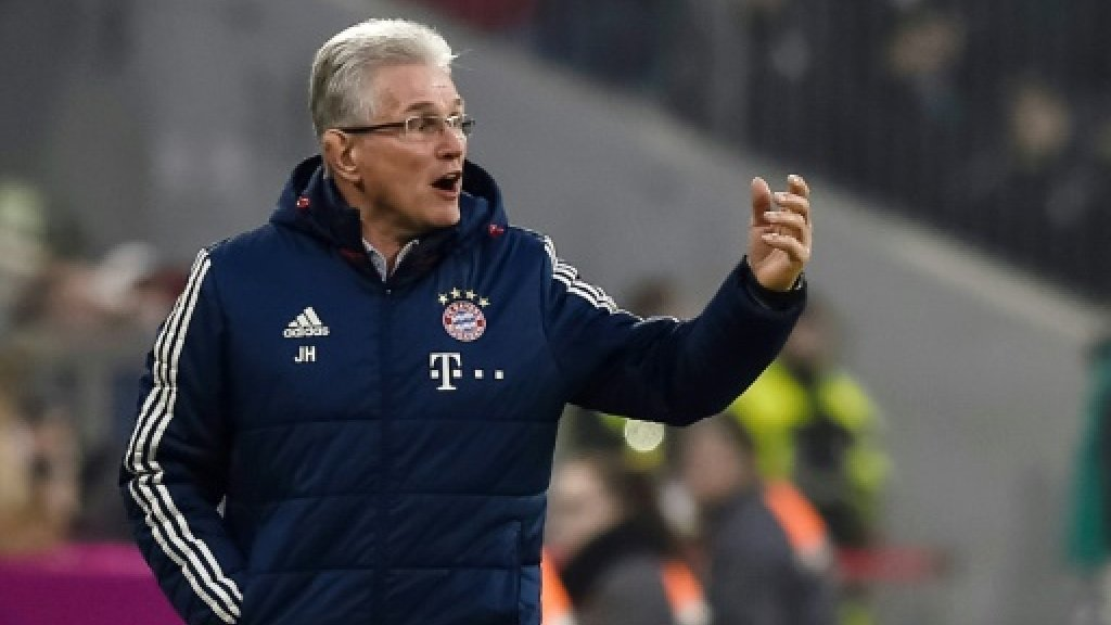 Bayern coach Heynckes misses Schalke clash with flu