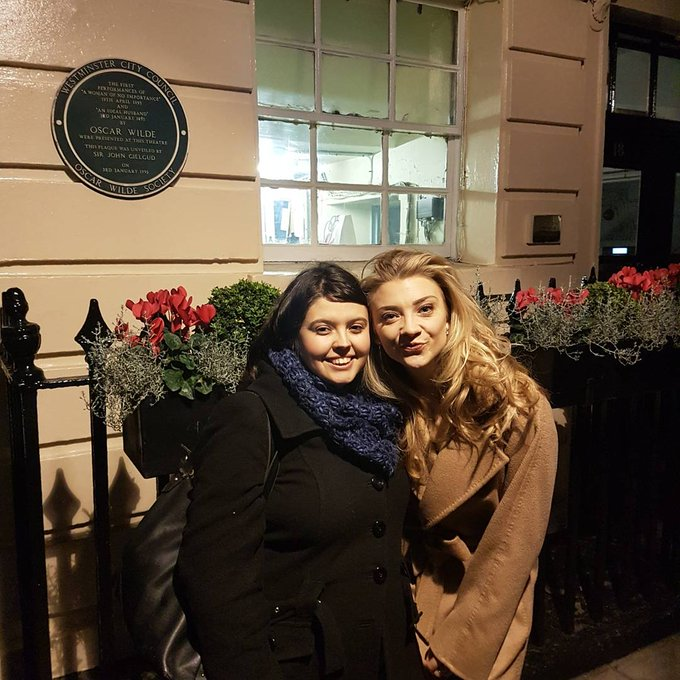 Happy birthday to my favourite actress. Natalie Dormer.