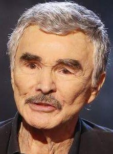 Congratulations! HAPPY! 82nd! BIRTHDAY! Burt! Reynolds! Sweeet! Way! Cool!  Aaaay!