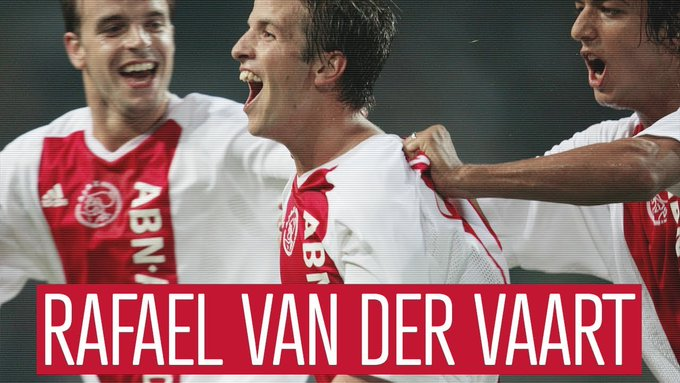 Happy birthday, Rafael van der Vaart!