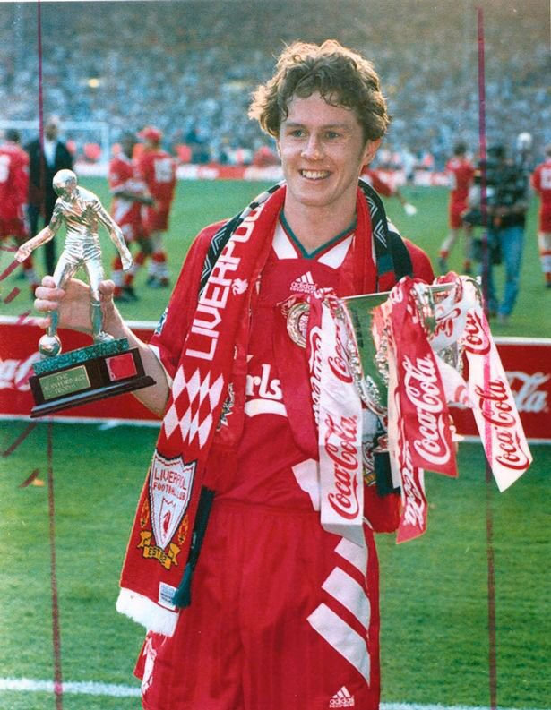 Happy 46th Birthday to this former red Steve McManaman