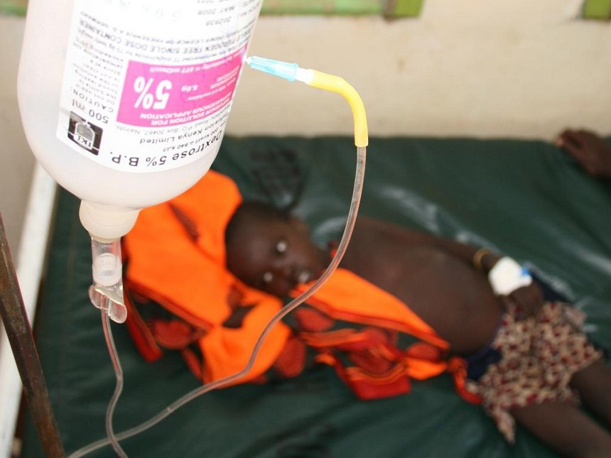 271,000 houses to be sprayed against Malaria Infection in Homa Bay