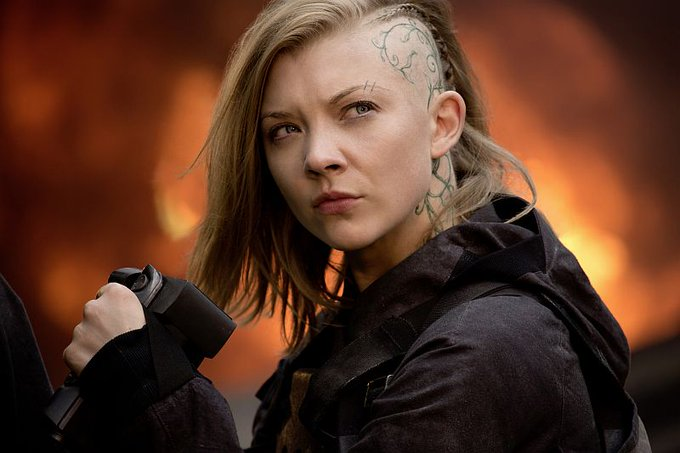 Happy birthday to our Cressida the talented Natalie Dormer!