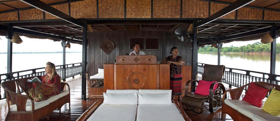 Voyage dans l'intimité du Laos