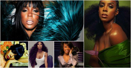 Happy Birthday to Kelly Rowland (born February 11, 1981)