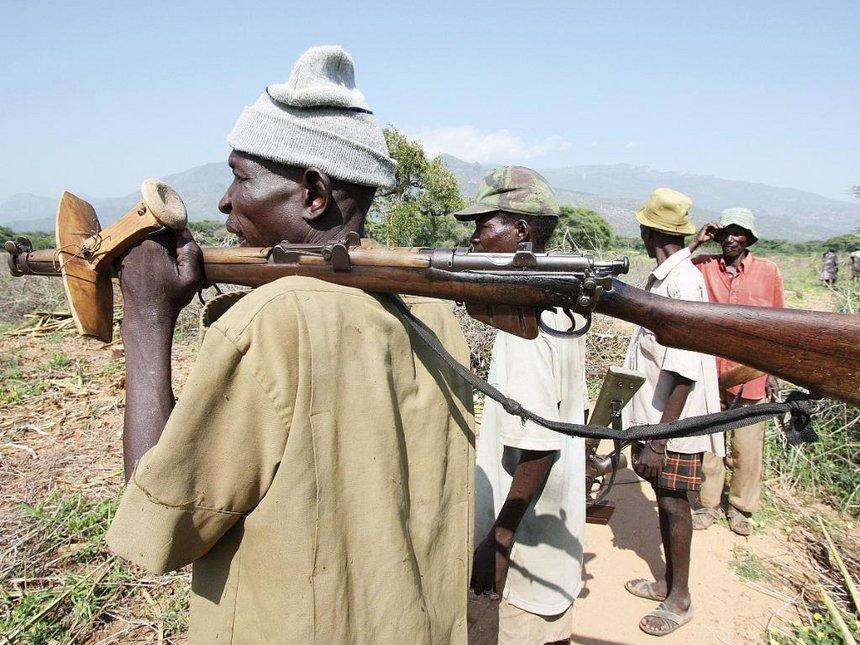 Elgeyo Marakwet, West Pokot counties to flush outcattle rustlers