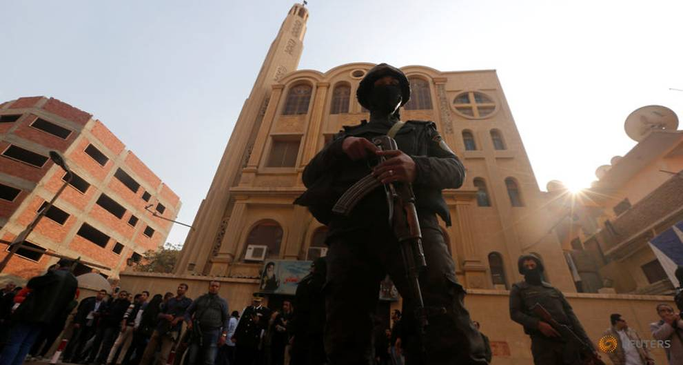 Egyptian army says 16 militants killed in security operation