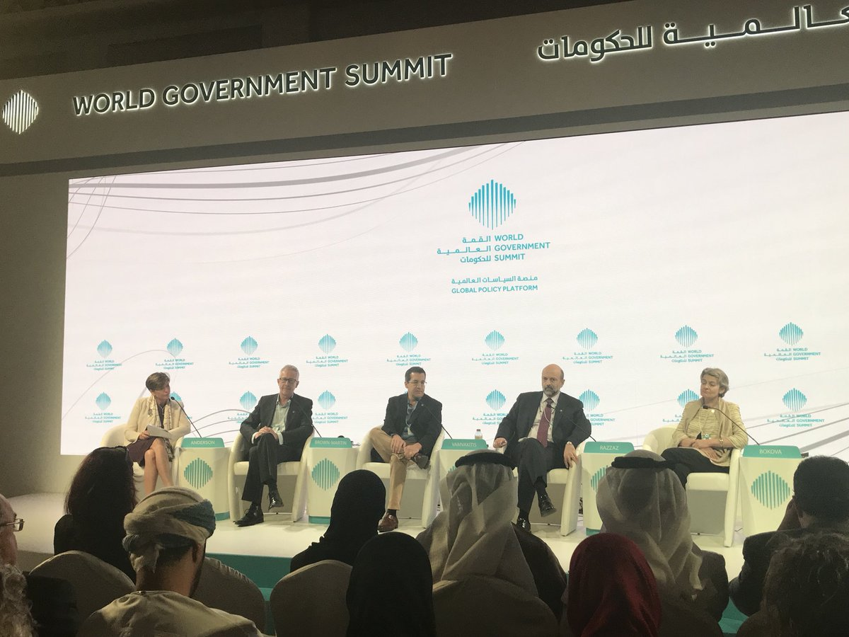 test Twitter Media - Session on #education disruption @WorldGovSummit: it doesn't start with #technology. Go back to basics - invest in teachers, change metrics, focus on how children learn, address inequality and integrate art, ethics...in interconnected world #WorldGovSummit https://t.co/U8kq9Fk05X