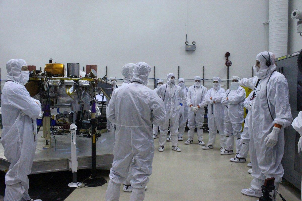 Meet the Next Mars Lander: Getting Insight on NASA's InSight