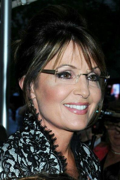 Happy Birthday, Sarah Palin, born February 11th, 1964 in Sandpoint, Idaho.