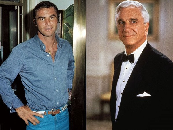 February 11: Happy Birthday Burt Reynolds and Leslie Nielsen
