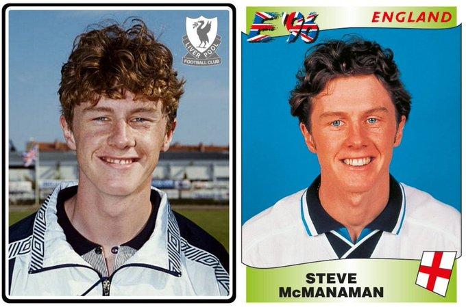 Happy Birthday to Steve McMANAMAN