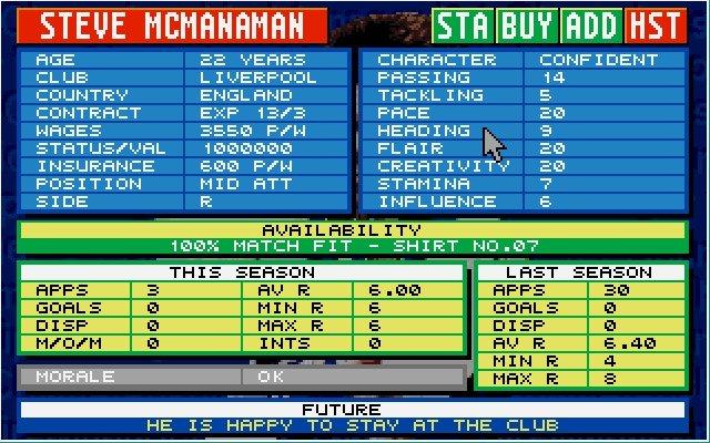 Happy birthday Steve McManaman - 46 today!