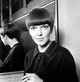 Happy birthday Mary Quant, fashion icon!