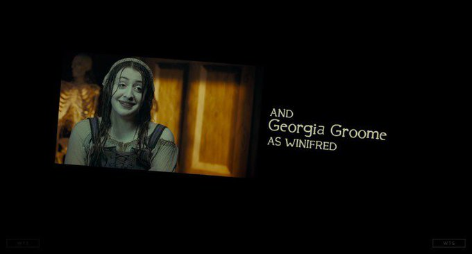 Georgia Groome was born on this day 26 years ago. Happy Birthday! What\s the movie? 5 min to answer!