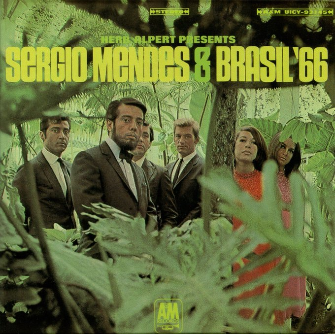 Happy Birthday Sérgio Mendes