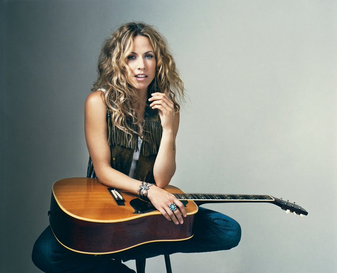 Happy Birthday to Sheryl Crow who turns 56 today!