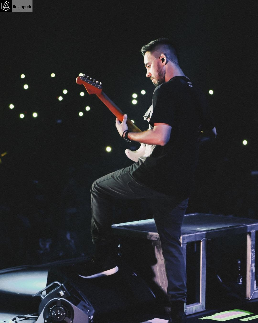 Happy Birthday Mike Shinoda .