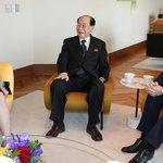 Réchauffement diplomatique à Pyeongchang