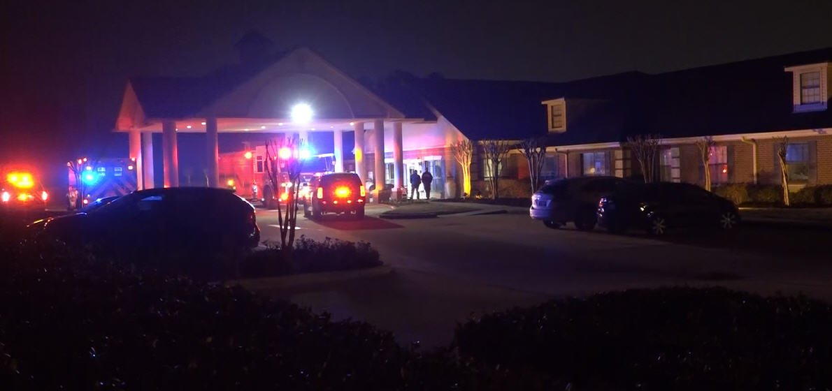 1 hospitalized after Tomball nursing home fire