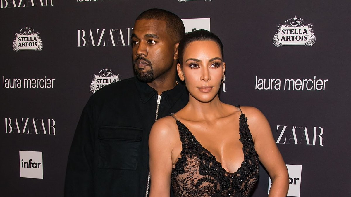 Kim Kardashian And Kanye West Remain The Glammest 'Mom & Dad'