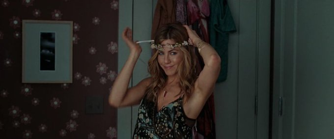 HAPPY BIRTHDAY TO MY WOMAN JENNIFER ANISTON