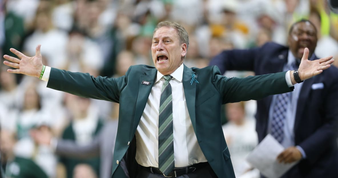 Michigan State not ranked as No. 1 or No. 2 seed by NCAA Tournament selection committee