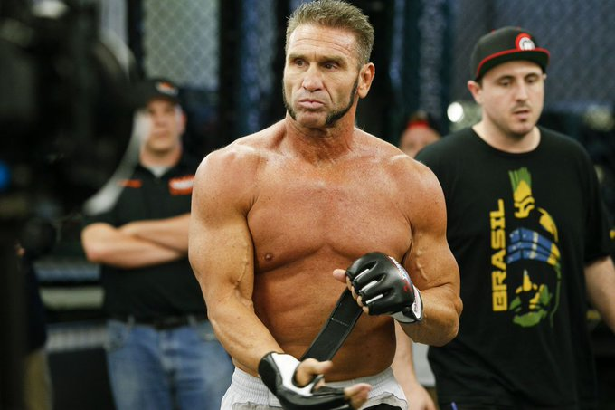 Happy Birthday to former WWE star and MMA legend Ken Shamrock who turns 54 today!