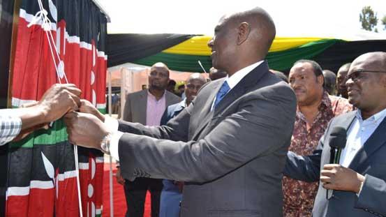 Kiambu feels the taste of power as state launches mega projects worth billions