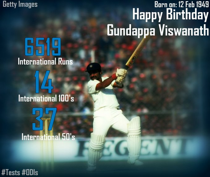 Happy Birthday Gundappa Viswanath