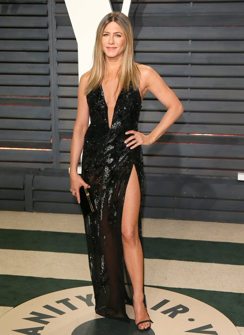 Happy birthday to Jennifer Aniston. The queen of partying, endorsements, and aging gracefully!
