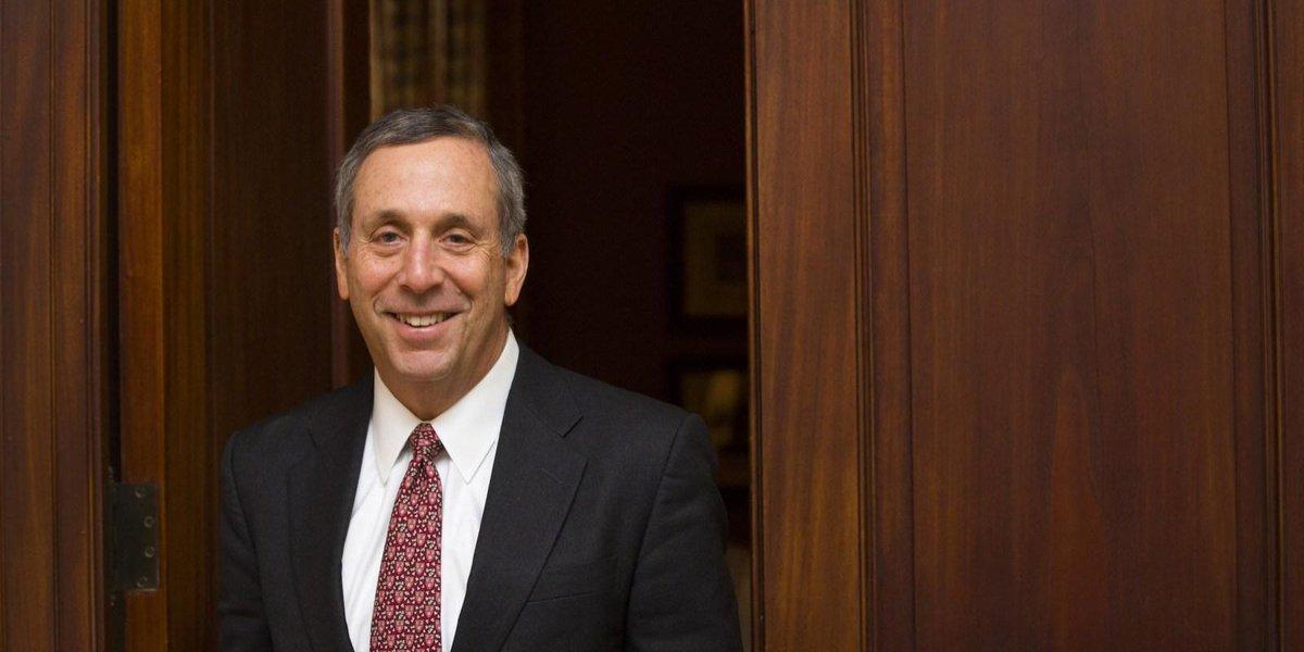 Harvard names Mich. native as president