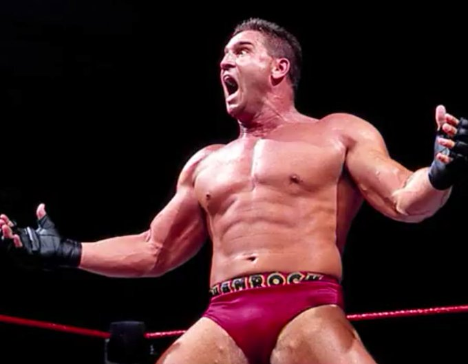 Happy birthday to legend Ken Shamrock