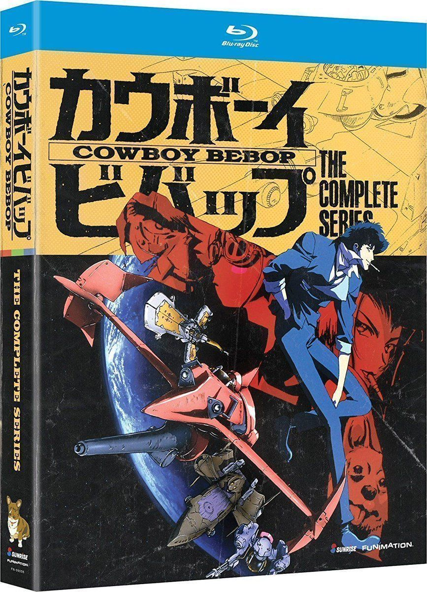 Cowboy Bebop TV Series 19982003  IMDb