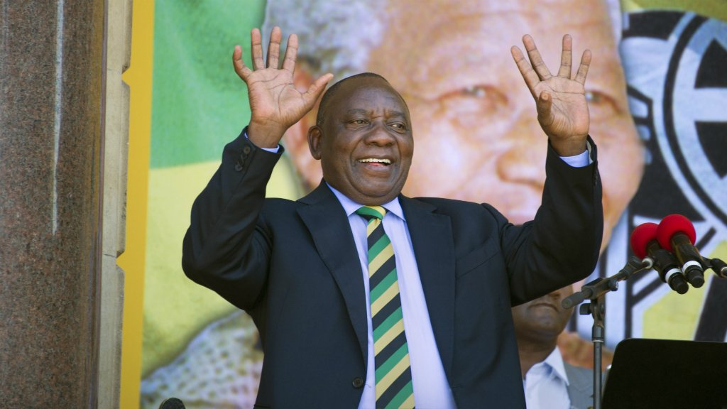 South Africa's ANC set to 'finalise' Zuma exit
