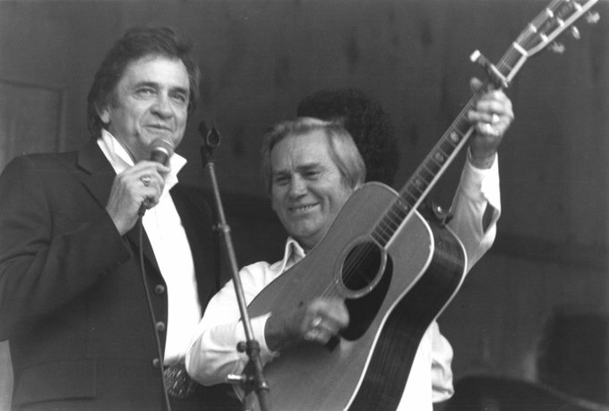 Happy birthday to the man in black, Mr. Johnny Cash!